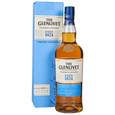 The Glenlivet Founders Reserve Single Malt Scotch Whisky 750 ml