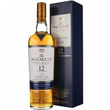 The Macallan Double Cask 12 Year Old Single Malt Scotch Whisky 750 ml
