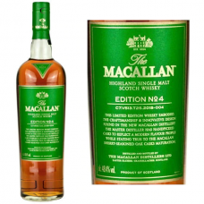 The Macallan Edition No 4 Single Malt Scotch Whisky