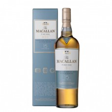 The Macallan Triple Cask Matured Fine Oak 15 Year Old Single Malt Scotch Whisky 750 ml