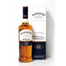 Bowmore Islay Single Malt Scotch Whisky 12 Year 750 ml