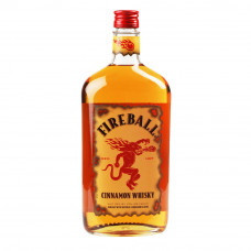 Fireball Cinnamon Whisky 750 ml