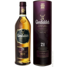 Glenfiddich 21 Year Single Malt Scotch Whisky 750 ml