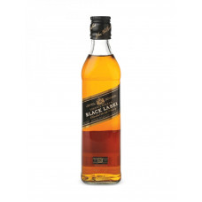 Johnnie Walker Black Label 375 ml