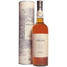Oban 14 Year Single Malt 750 ml