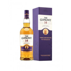 The Glenlivet Single Malt Scotch Whisky 14 Year Old 750ml