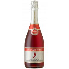 Barefoot Bubbly Sweet Red 750 ml