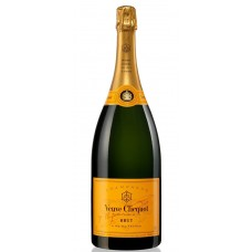 Veuve Clicquot Brut Yellow Label Champagne 750 ml
