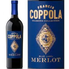 Francis Coppola Diamond Collection Blue Label Merlot 750 ml