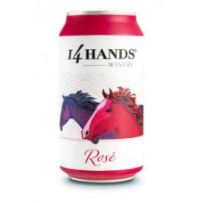 14 Hands Canned Rose 350 ml Can