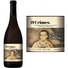 19 Crimes The Punishment Pinot Noir 750 ml