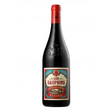 Les Dauphins Cotes Du Rhone 750 ml