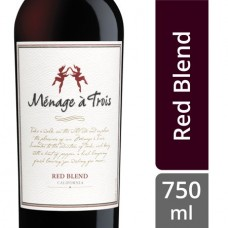 Menage A Trois Red 750 ml
