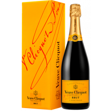 Veuve Clicquot Yellow Label Gift Box Champagne 750 ml