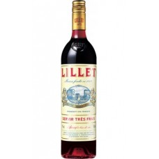 Lillet Rouge 750 ml