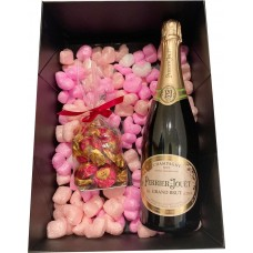 Perrier-Jouet Grand Brut Champagne & Assorted Chocolates