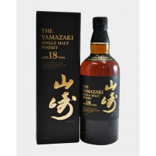 Yamazaki 18 Year Old Single Malt Japanese Whisky 750 ml