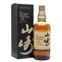 Yamazaki 12 year Japanese Whiskey