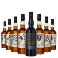 Game of Thrones Whisky Set (8 Bottles)