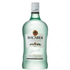 Bacardi Carta Blanca Superior White Rum 1.75 L