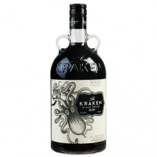 The Kraken Black Spiced Rum 1.75 l