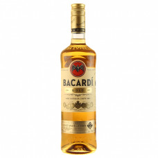 BACARDÍ Gold Rum 750 ml