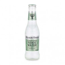 Fever-Tree Elderflower Tonic Water Pack of 4 (6.8oz) Bottles