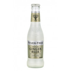 Fever-Tree Premium Ginger Beer  Pack of 4 (6.8oz) Bottles