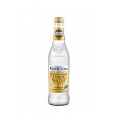 Fever-Tree Premium Indian Tonic Water  Pack of 4 (6.8oz) Bottles