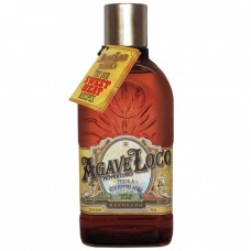 Agave Loco Pepper Cured Tequila Reposado 750 ml