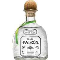 Patrón Silver Tequila 375 ml