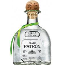 Patrón Silver Tequila 200 ml
