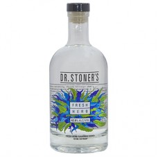 Dr. Stoner's Fresh Herb Flavored Vodka 750 ml