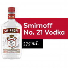Smirnoff No. 21 Vodka 375 ml